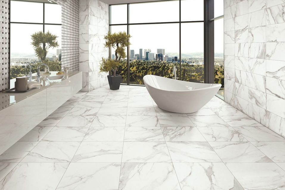 calacatta-semi-polished-marble-eca-1000-60x60