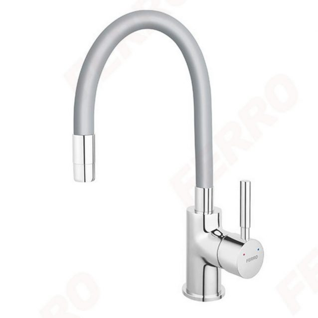 slavina-za-sudoper-sa-savitljivim-izljevom-ferro-zumba-siva-800x800